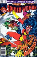 Spider-Woman (1978-1983 1st Series) 35