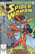 Spider-Woman (1978-1983 1st Series) 49