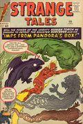 Strange Tales (1951-1976 1st Series) 109
