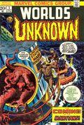 Worlds Unknown (1973 Marvel) 1