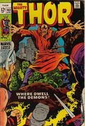 Thor (1962-1996 1st Series Journey Into Mystery) 163