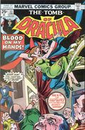 Tomb of Dracula (1972 1st Series) 33