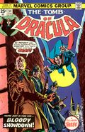 Tomb of Dracula (1972 1st Series) 34