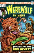Werewolf by Night (1972 1st Series) 27
