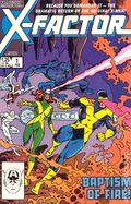 X-Factor (1986 1st Series) 1