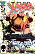 Uncanny X-Men (1963 1st Series) 206