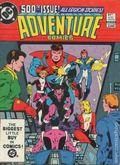 Adventure Comics (1938 1st Series) 500