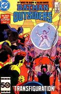Batman and the Outsiders (1983 1st Series) 30
