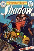 Shadow (1973 1st Series DC) 4