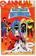 Batman and the Outsiders (1984) Annual 2