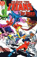 New Teen Titans (1984 2nd Series) New Titans 25