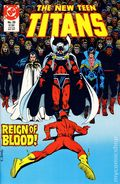 New Teen Titans (1984 2nd Series) New Titans 29
