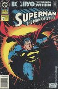 Superman The Man of Steel (1991) Annual 1