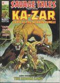 Savage Tales (1971 Magazine) 9