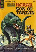 Korak Son of Tarzan (1964 Gold Key/DC) 17