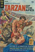Tarzan (1948-1972 Dell/Gold Key) 186