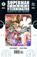 Superman vs. the Terminator Death to the Future (1999) 4