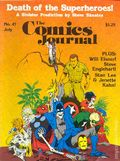 Comics Journal (1977) 47
