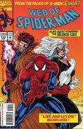 Web of Spider-Man (1985 1st Series) 113N