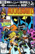 Micronauts (1979 1st Series) 37