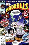 Madballs (1986-1988 Marvel/Star Comics) 1