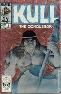 Kull the Conqueror (1983 3rd Series) 4