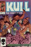 Kull the Conqueror (1983 3rd Series) 7