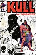 Kull the Conqueror (1983 3rd Series) 8