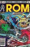 Rom (1979-1986 Marvel) 34