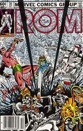 Rom (1979-1986 Marvel) 35