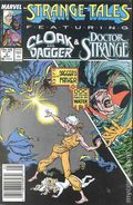 Strange Tales (1987 2nd Series) 2