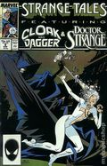 Strange Tales (1987 2nd Series) 8
