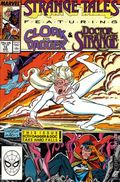 Strange Tales (1987 2nd Series) 12