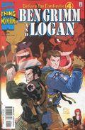 Before the Fantastic 4 Ben Grimm and Logan (2000) 1
