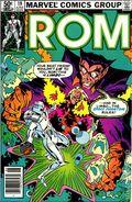 Rom (1979-1986 Marvel) 19