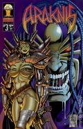 Araknis (1995 Mushroom) Shades of Evil 3