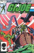 GI Joe (1982 Marvel) 12REP.2ND