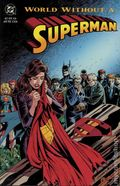Superman World Without A Superman TPB (1993 DC) 1-1ST