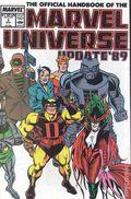 Official Handbook of the Marvel Universe Update '89 (1989 Marvel) 2