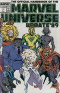 Official Handbook of the Marvel Universe Update '89 (1989 Marvel) 3