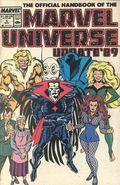 Official Handbook of the Marvel Universe Update '89 (1989 Marvel) 5