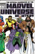 Official Handbook of the Marvel Universe Update '89 (1989 Marvel) 6