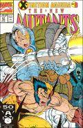 New Mutants (1983 1st Series) 97