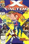 X-Factor (1986 1st Series) 53