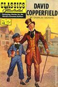 Classics Illustrated 048 David Copperfield (1965) 7