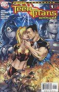 Teen Titans (2003-2011 3rd Series) Annual 1A