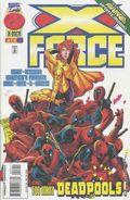 X-Force (1991 1st Series) 56D