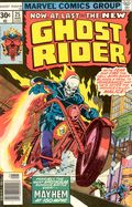 Ghost Rider (1973 1st Series) 25