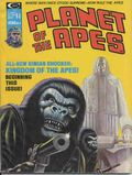 Planet of the Apes (1974 Marvel) Magazine 9