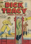 Dick Tracy Monthly (1948-1961 Dell/Harvey) 25